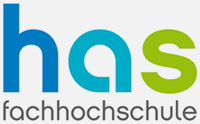 HAS Fachhochschule Logo
